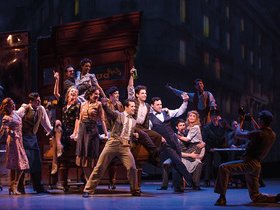 An American in Paris - Fort Worth