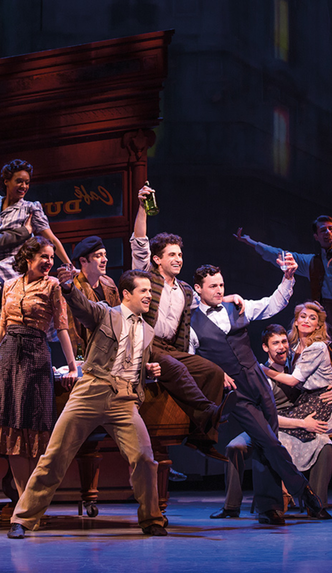 A An American In Paris live event