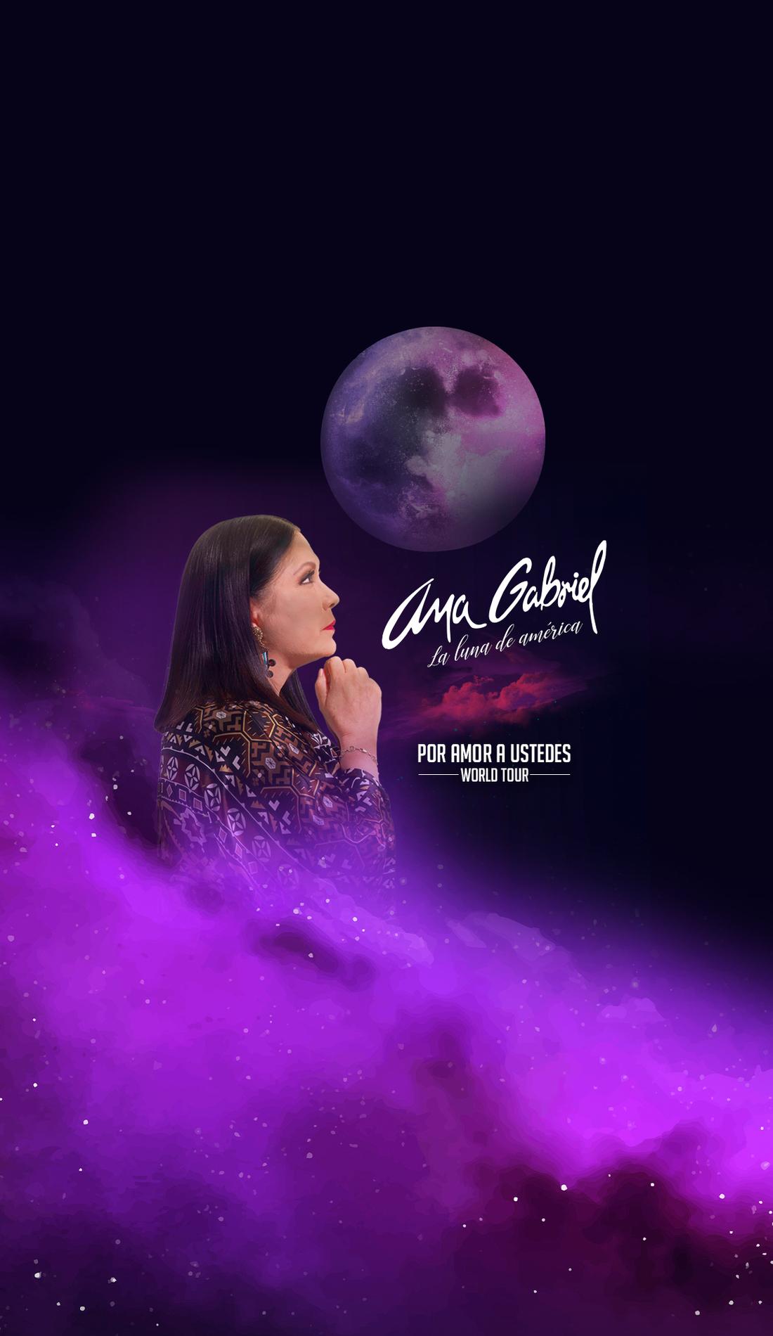 A Ana Gabriel live event