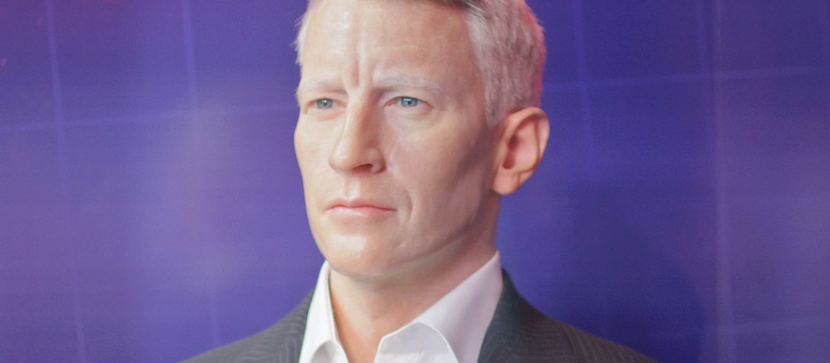 Anderson Cooper Parking Passes