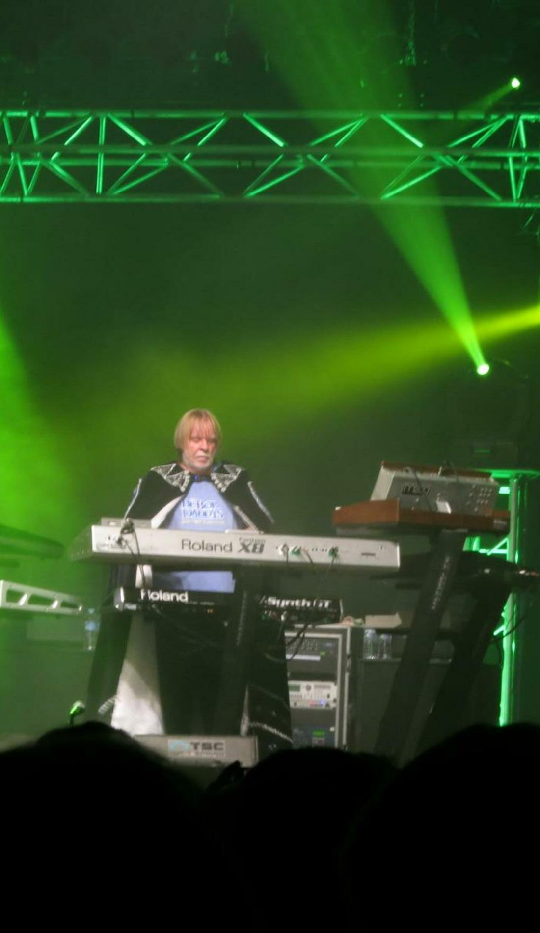 A Anderson, Rabin & Wakeman (ARW) live event