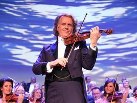 Advertisement - Tickets To Andre Rieu