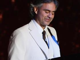 Andrea Bocelli - New York