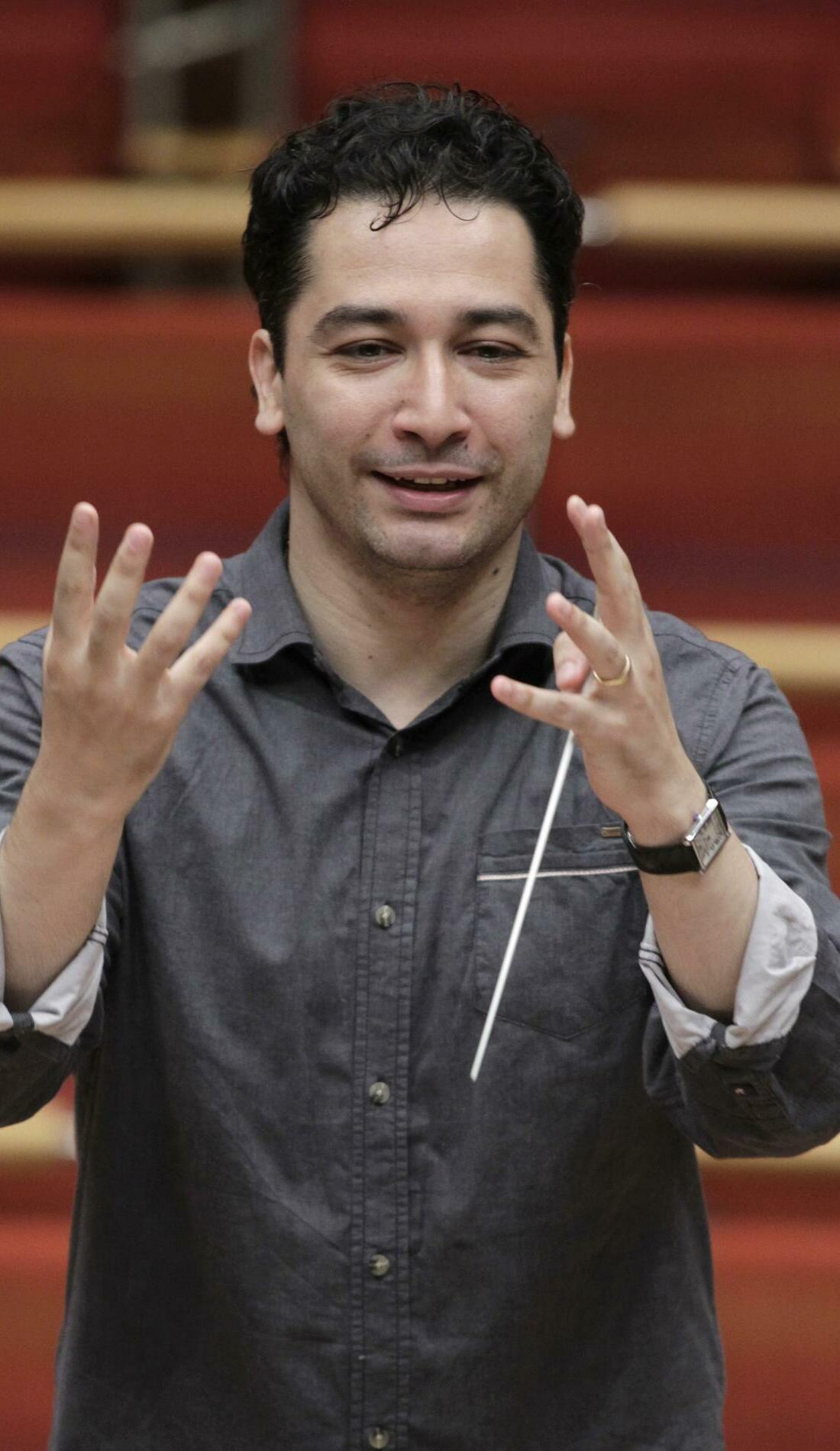 A Andres Orozco-Estrada live event