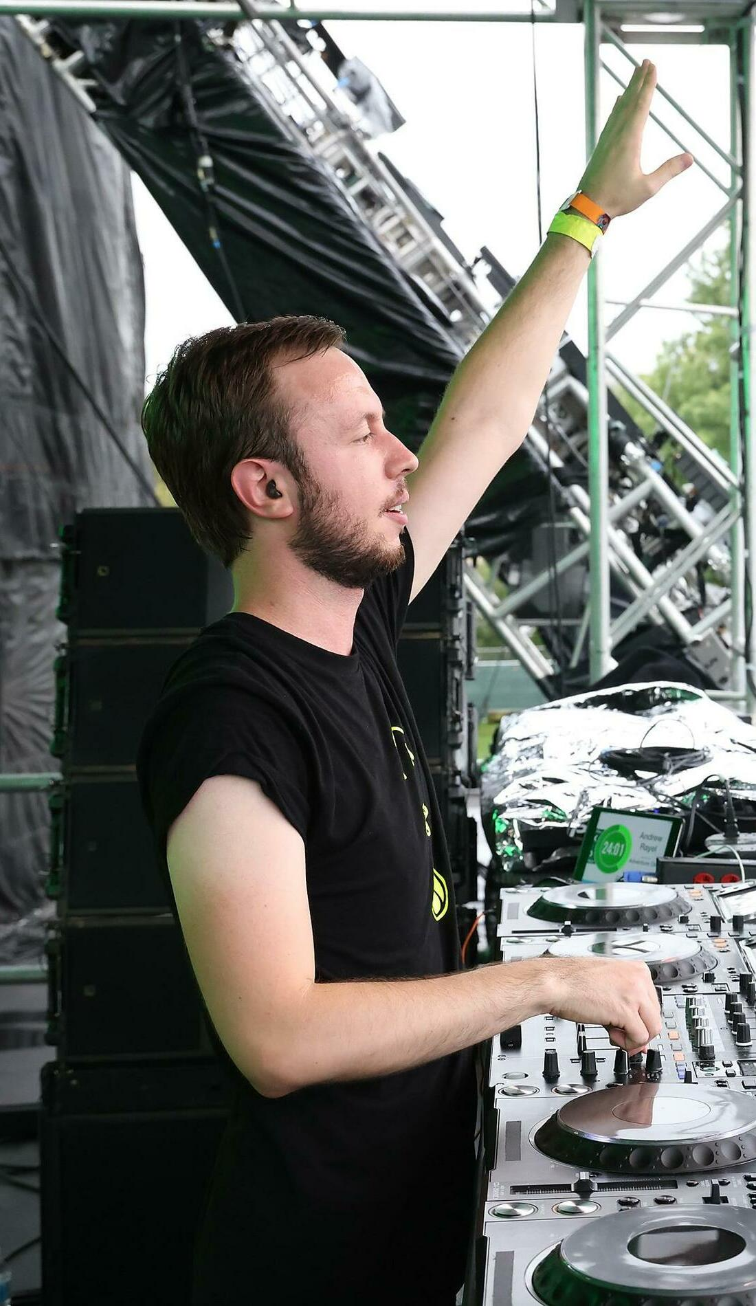 A Andrew Rayel live event