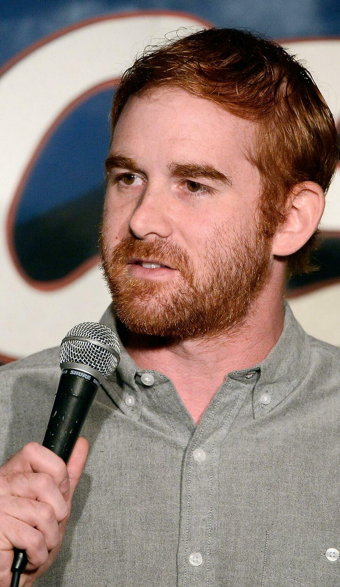 A Andrew Santino live event