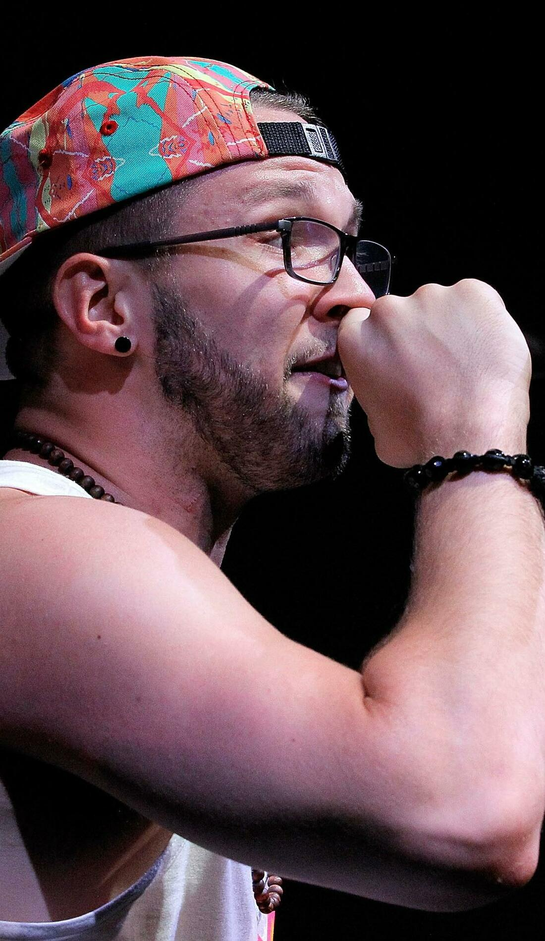 A Andy Mineo live event