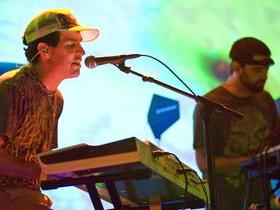 Animal Collective with Lonnie Holley
