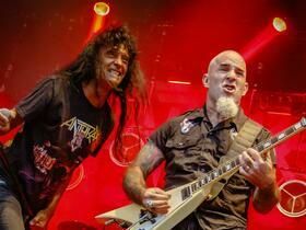 Anthrax with Killswitch Engage and Havok