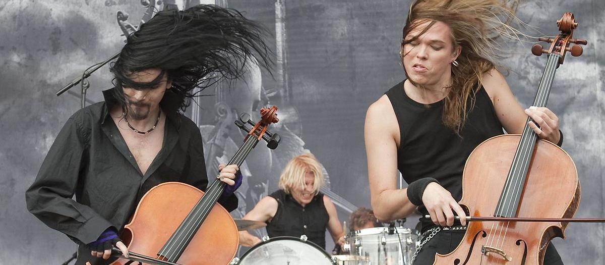 Apocalyptica with Lacuna Coil (21+)