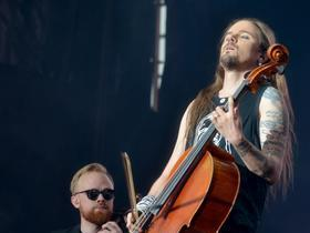 Apocalyptica with Lacuna Coil