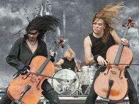 Advertisement - Tickets To Apocalyptica