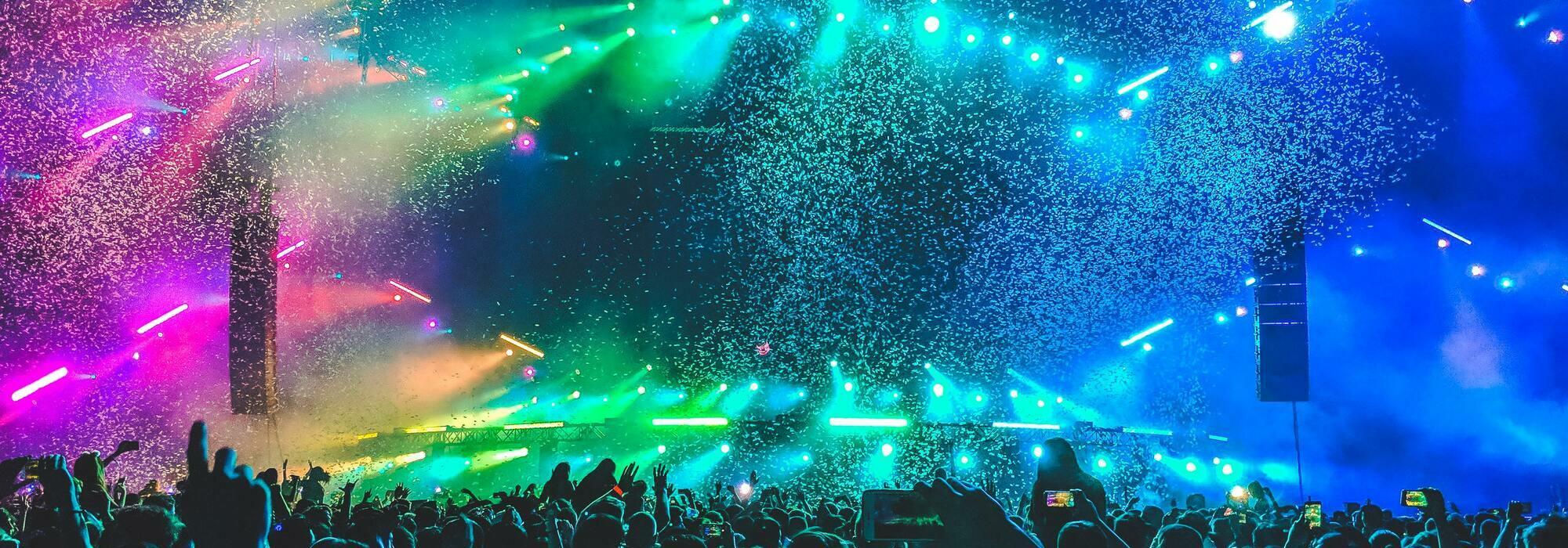 A ARC Music Festival live event
