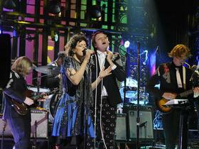 Arcade Fire with Hamilton Leithauser