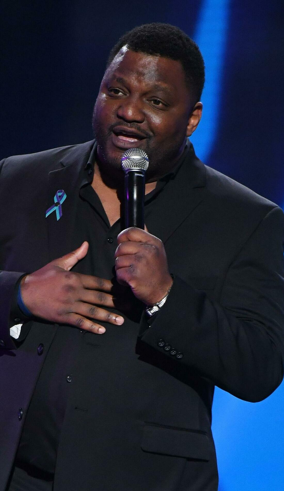 A Aries Spears live event