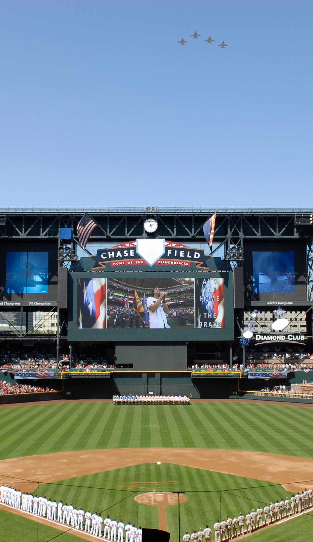 A Arizona Diamondbacks live event