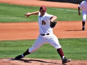USC Trojans at Arizona State Sun Devils Baseball