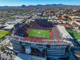 Arizona Wildcats at Stanford Cardinal Football