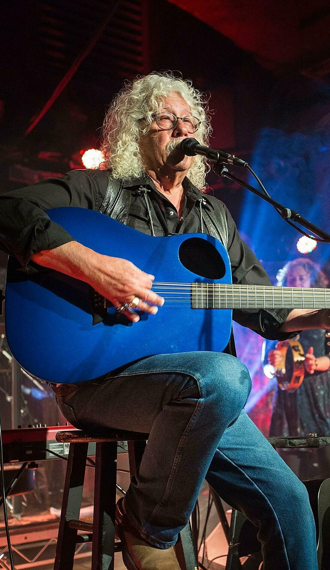 A Arlo Guthrie live event
