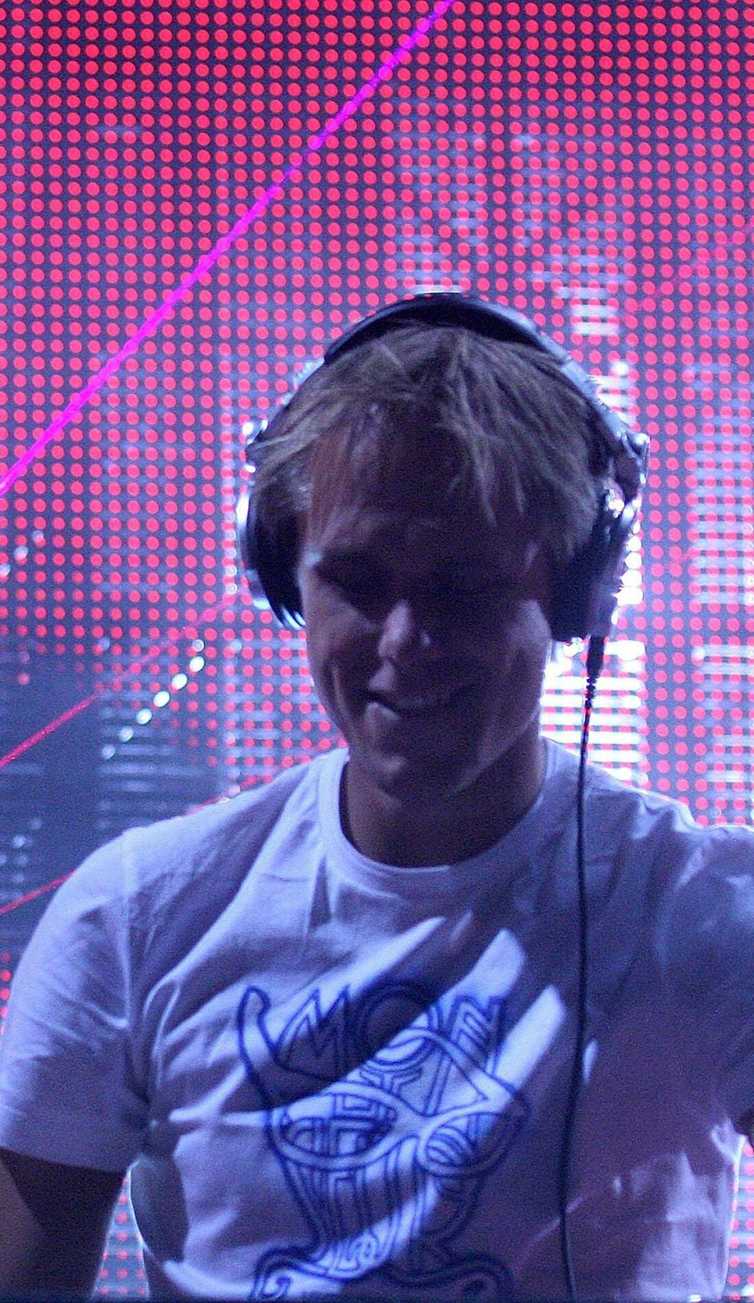 A Armin van Buuren live event