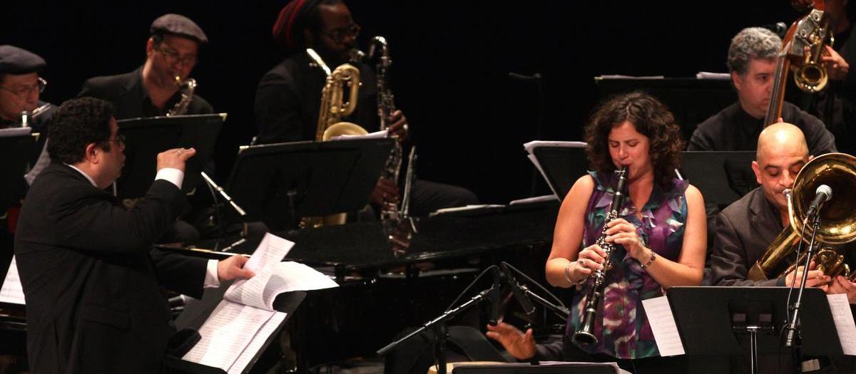 Arturo O'Farrill Afro Latin Jazz Orchestra Tickets