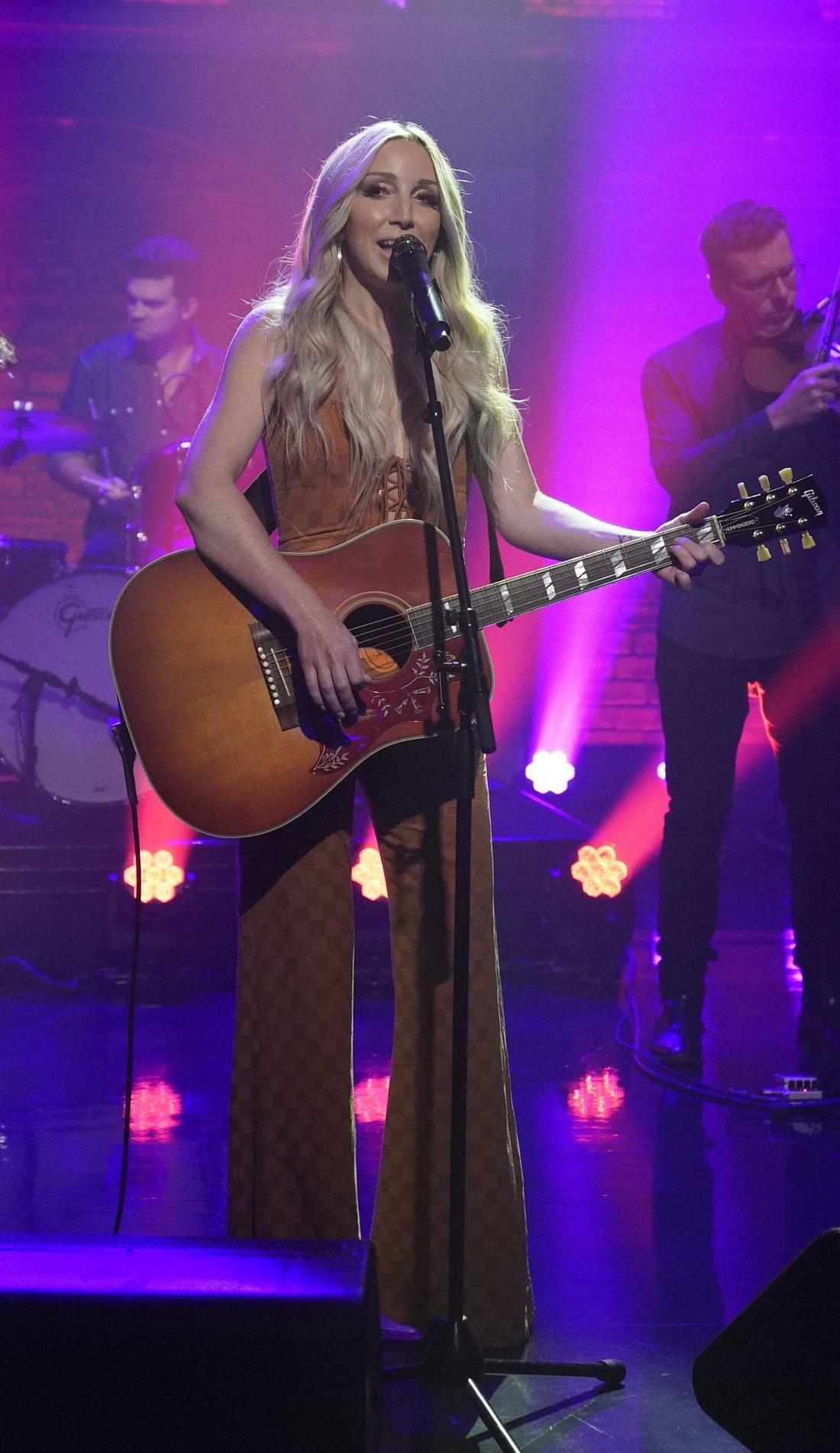 A Ashley Monroe live event