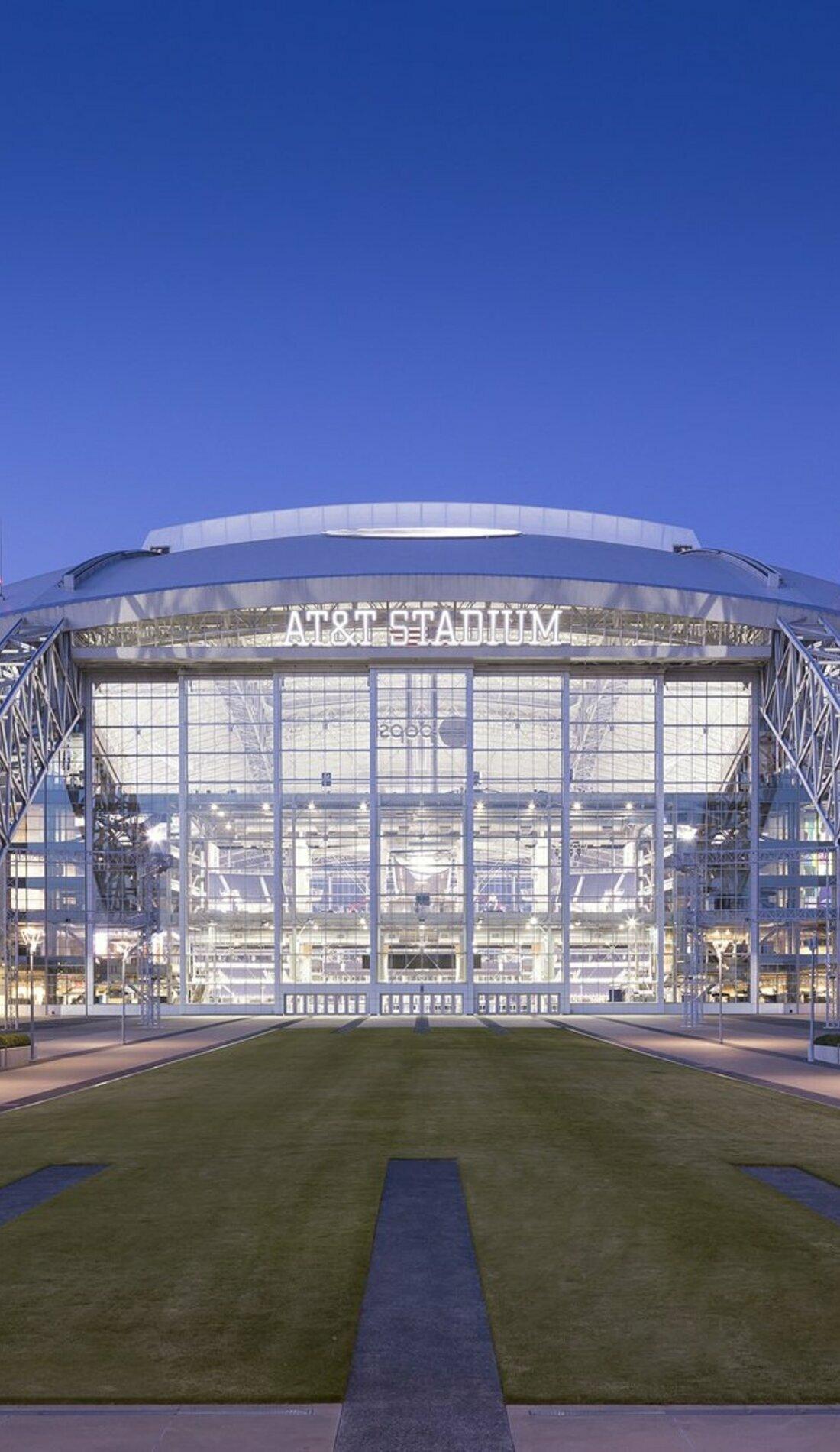 A AT&T Stadium Suite Rentals live event