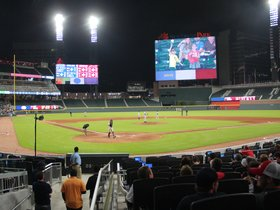 Atlanta Braves at New York Mets