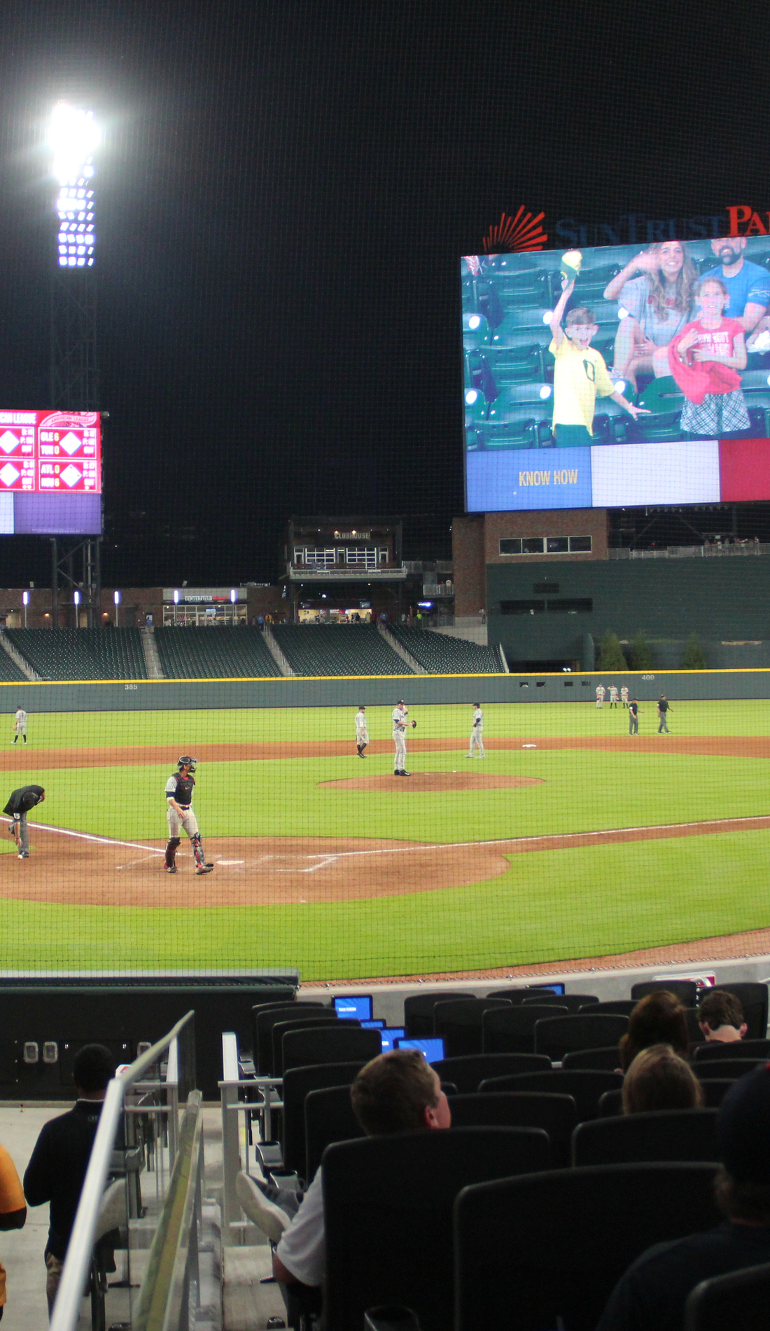 A Atlanta Braves live event