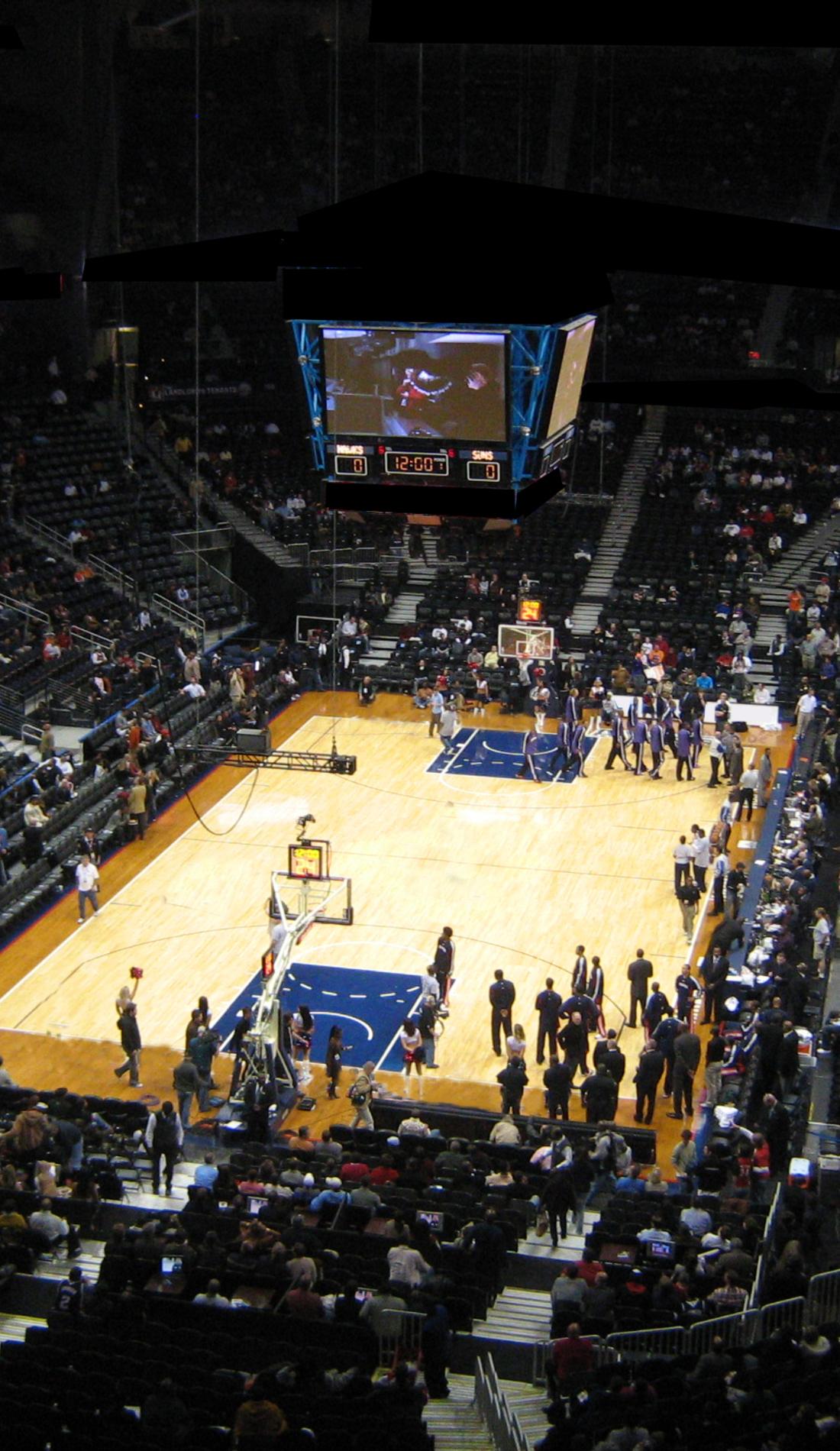 A Atlanta Hawks live event
