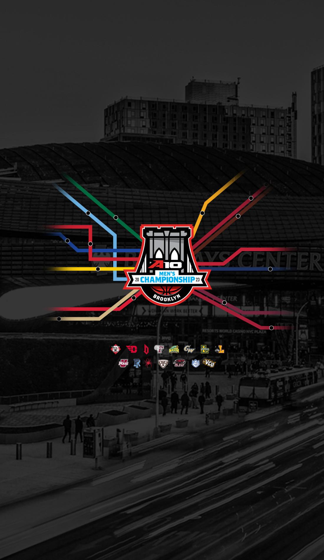 A Atlantic 10 Basketball Tournament live event