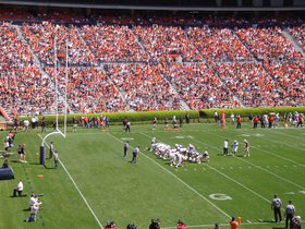 Advertisement - Tickets To Auburn Tigers Football