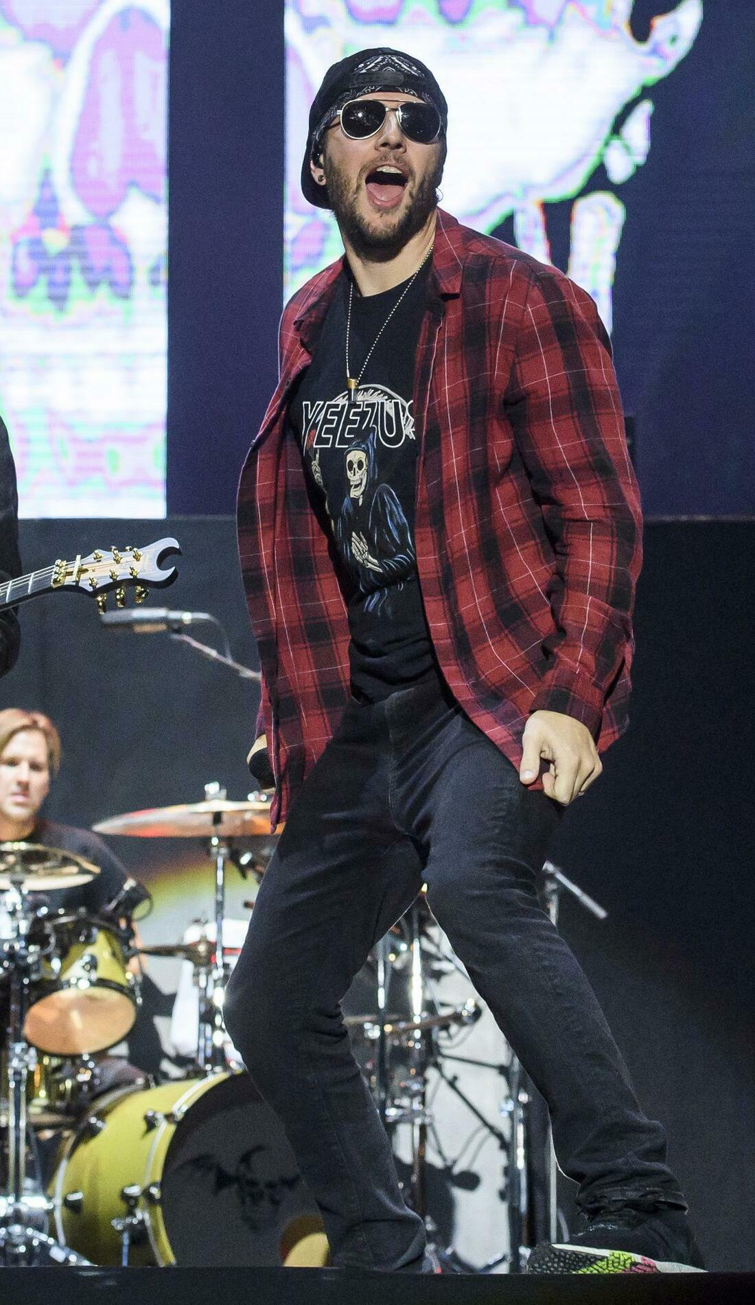 A Avenged Sevenfold live event