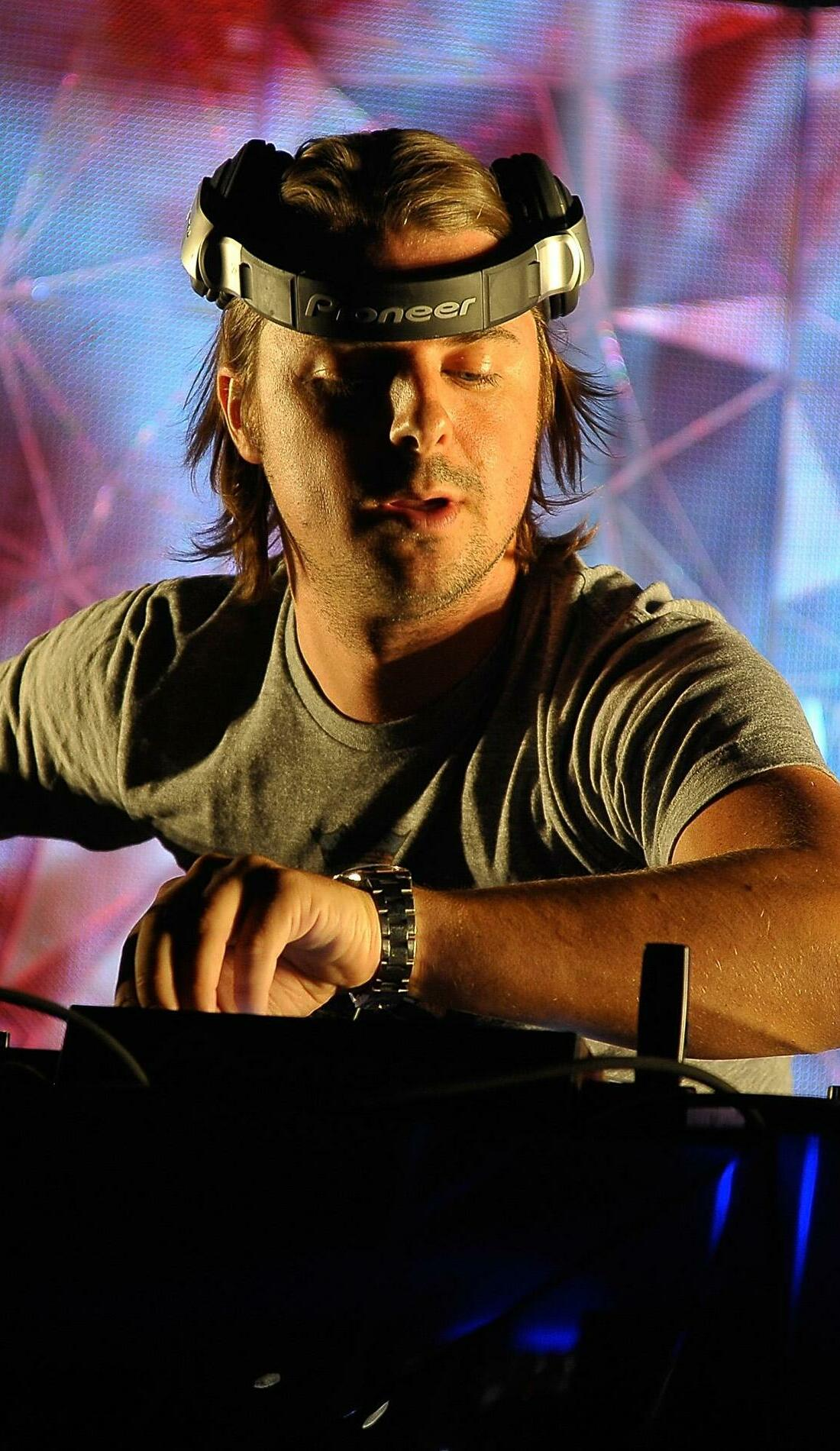 A Axwell live event