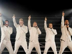Kissmas Concert with Why Don't We, Backstreet Boys