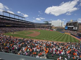 Los Angeles Angels at Baltimore Orioles