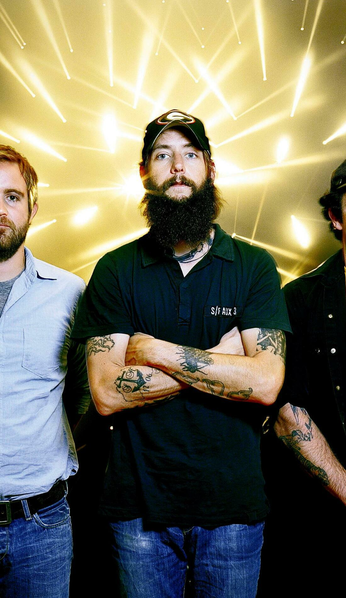 A Band of Horses live event