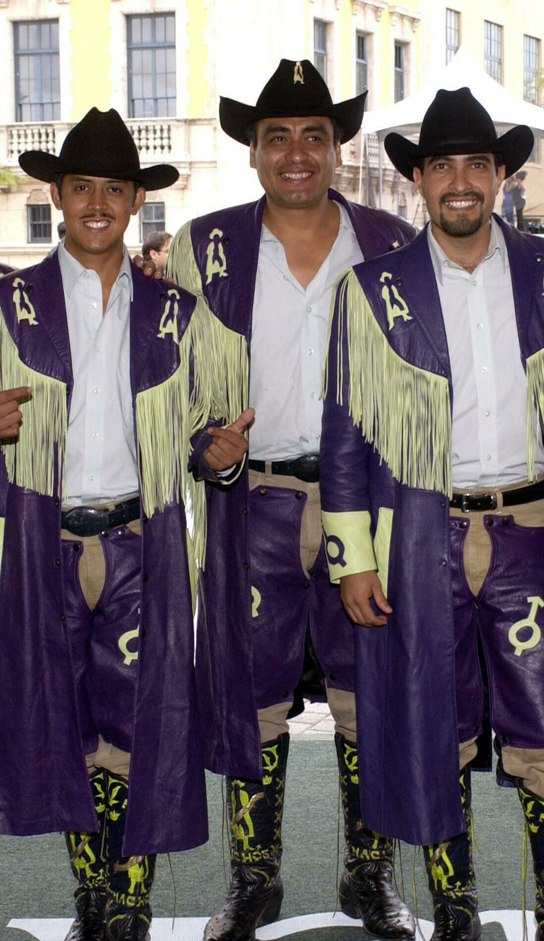 A Banda Machos live event