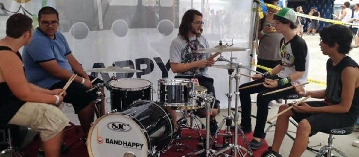Bandhappy Music Lesson Tickets