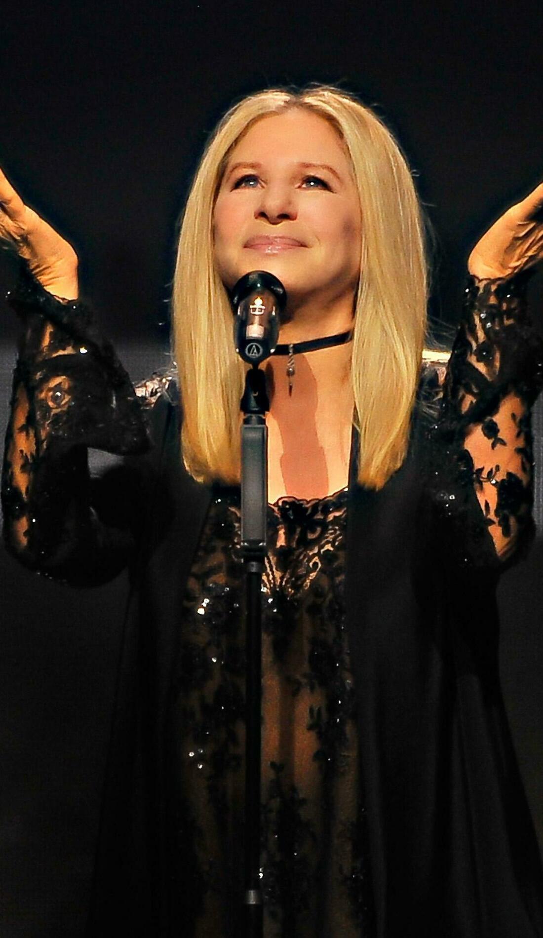 A Barbra Streisand live event