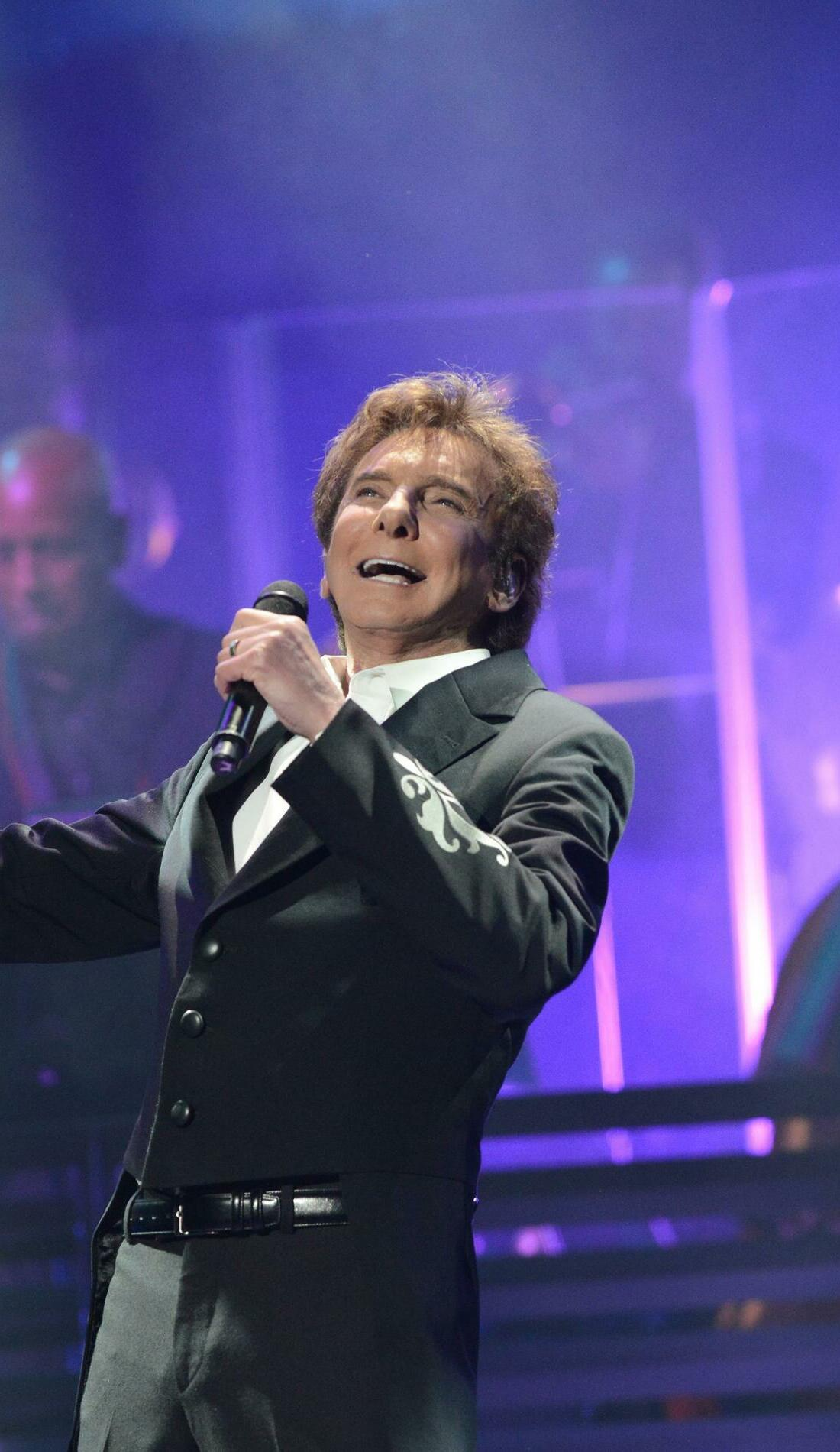A Barry Manilow live event