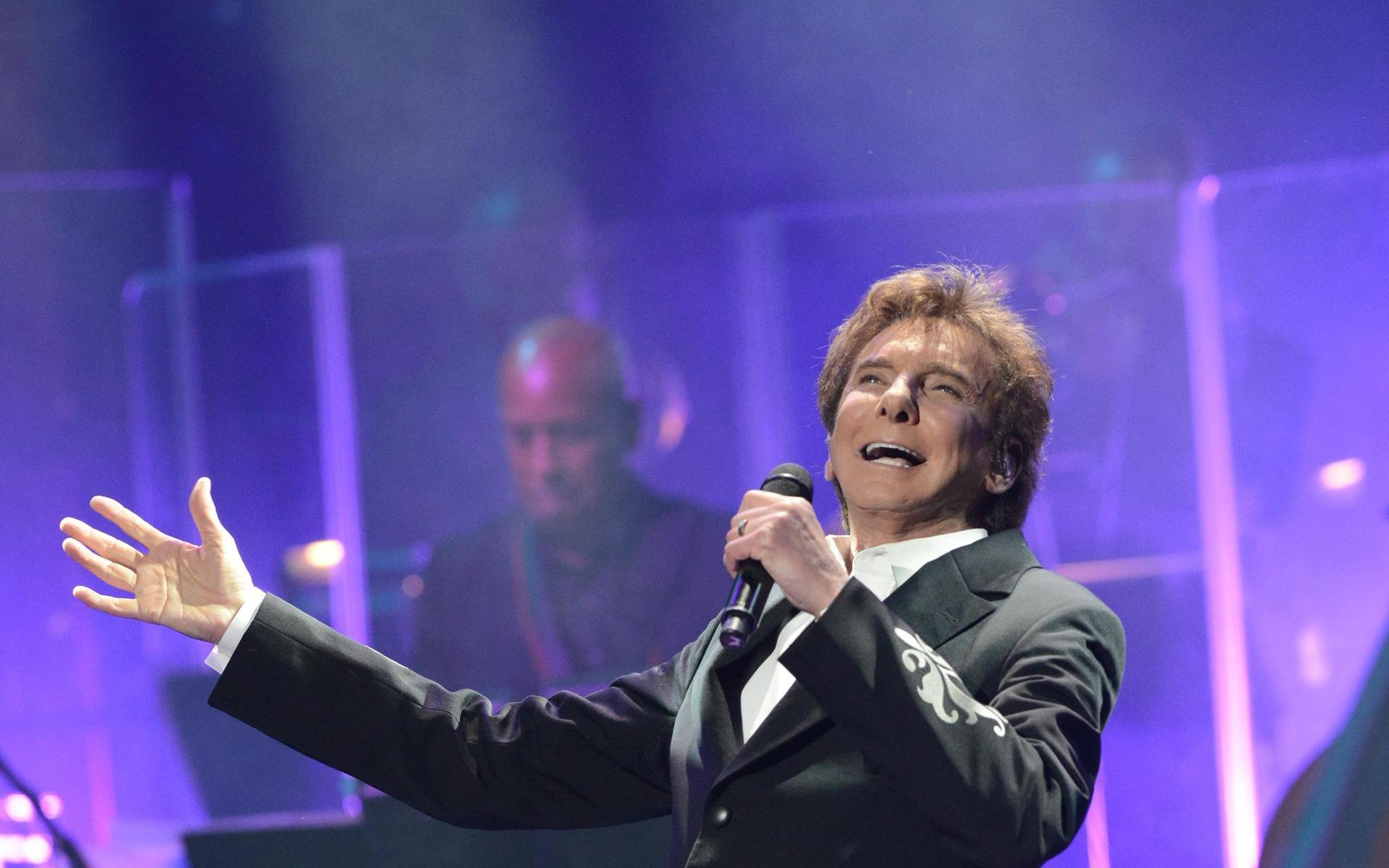 Barry Manilow - Rancho Mirage, December 12/16/2018 at Agua Caliente ...