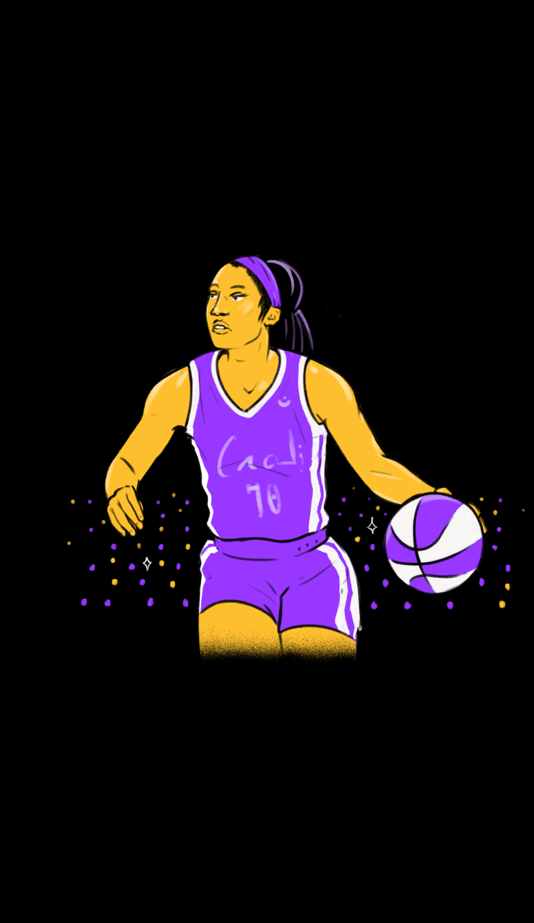 A Basketball Hall of Fame Women's Challenge live event