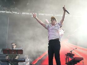 Bastille with The Moth & the Flame