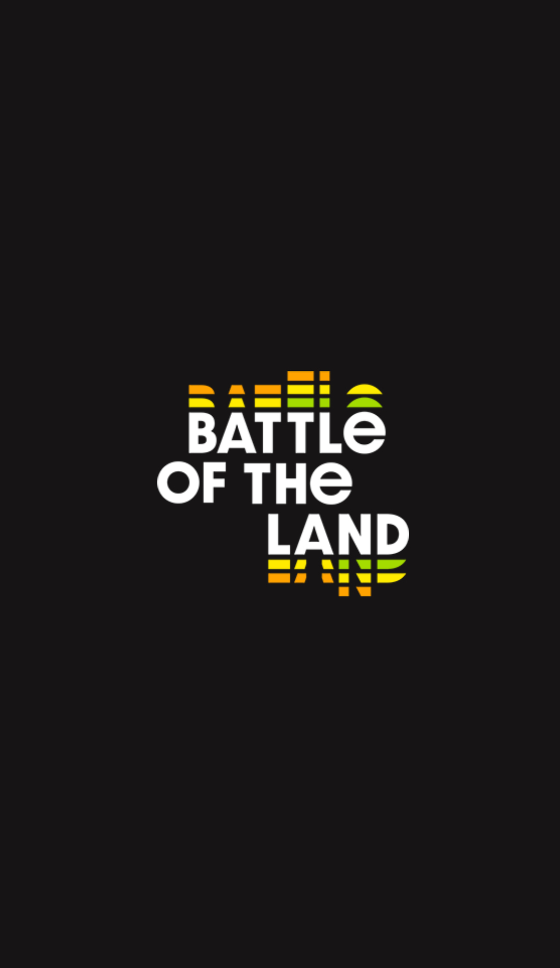 A Battle of the Land live event