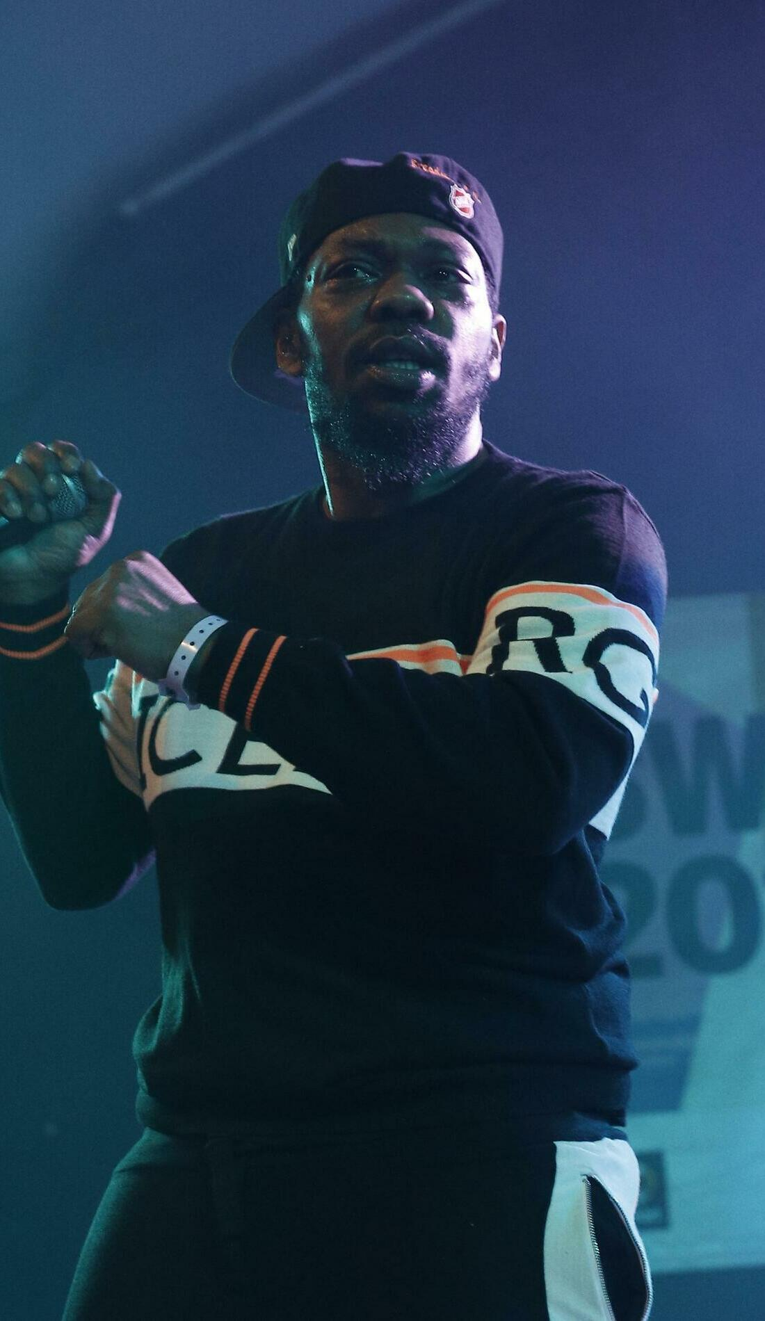 A Beanie Sigel live event