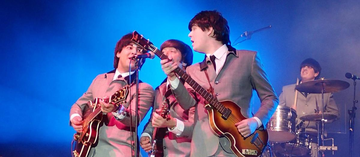 Beatlemania Now Tickets