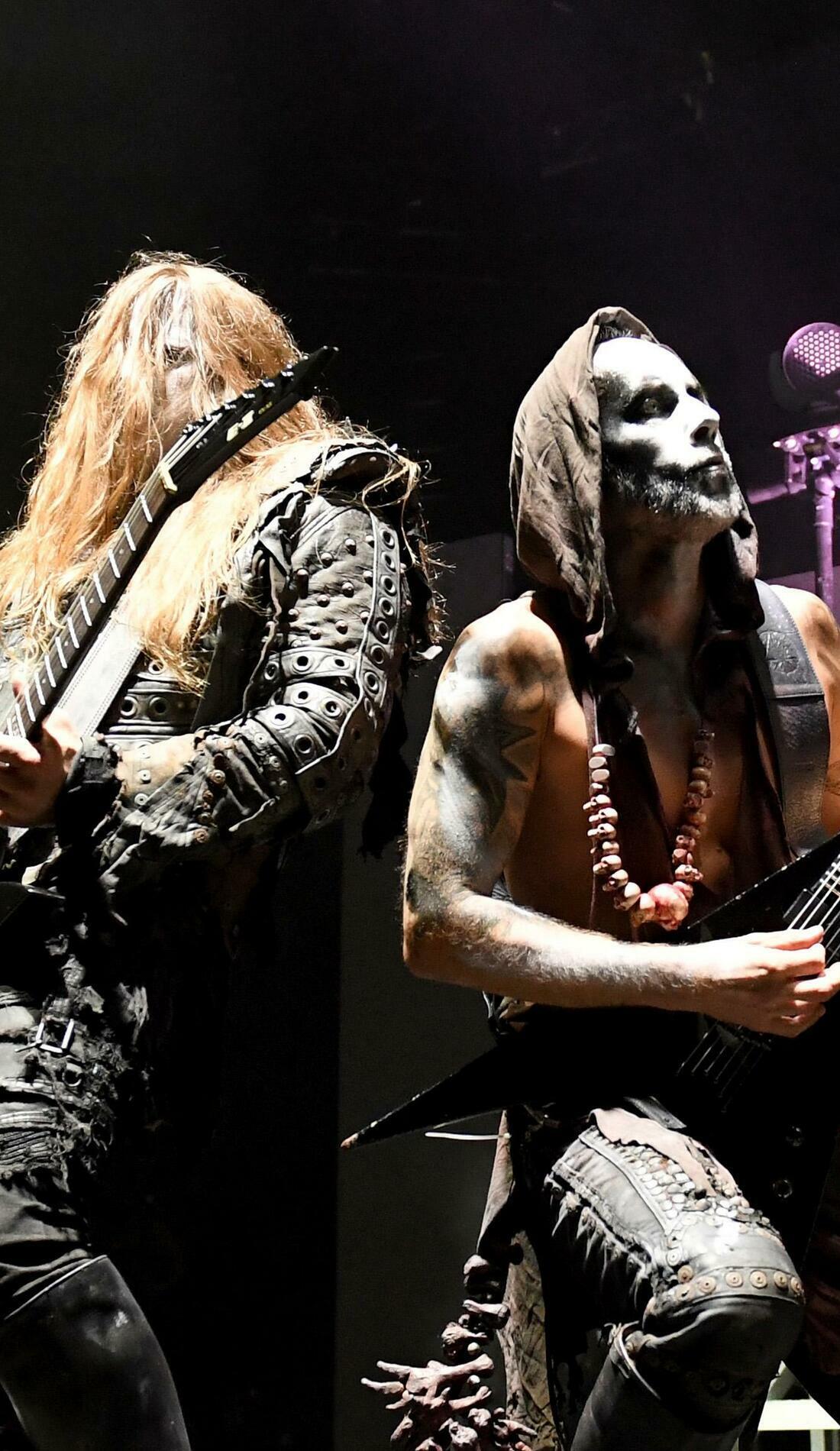 A Behemoth live event