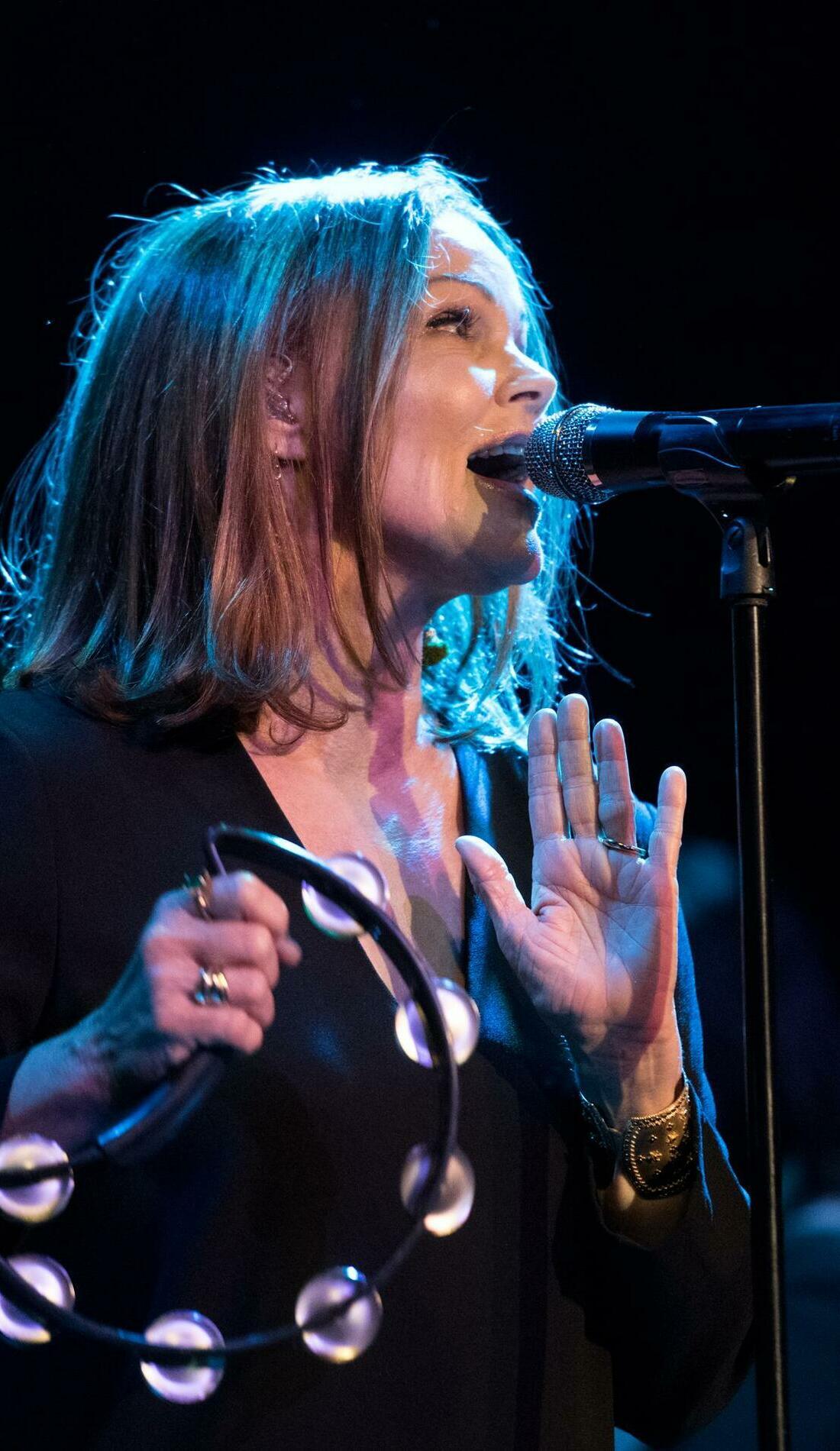 A Belinda Carlisle live event