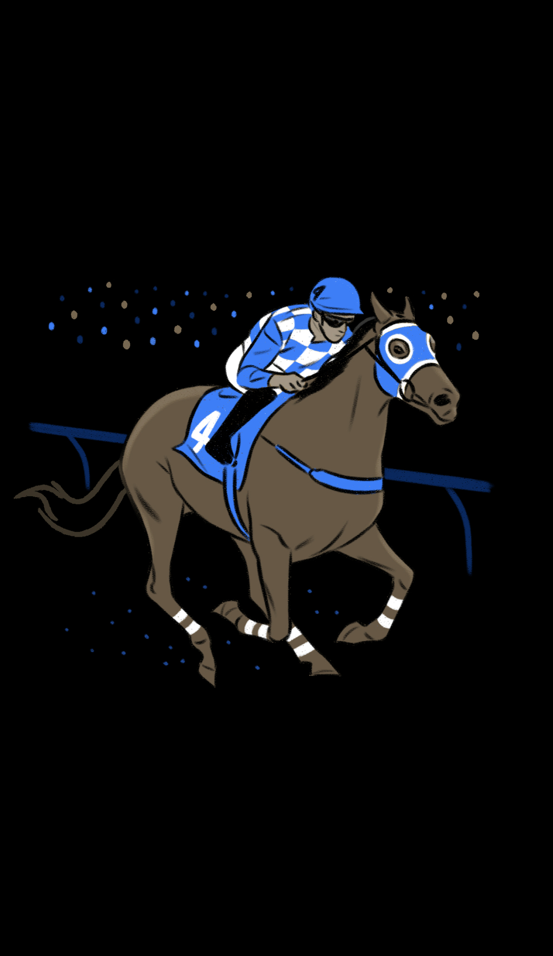 A Belmont Stakes live event